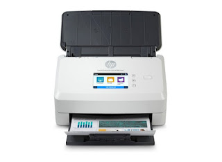 HP ScanJet Enterprise Flow N7000 snw1 Drivers And Review