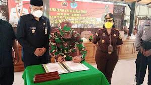 Program TMMD Sengkuyung Brebes di Ciputih Salem Resmi Dibuka