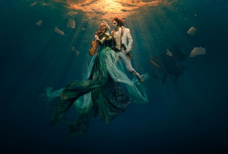 Christophe Huet - Photo Retouching - Under Water