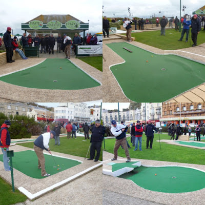 World Crazy Golf Championship in Hastings