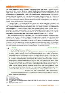 9. Sınıf Din Kültürü Ders Kitabı Cevapları Nev Yayınları Sayfa 22