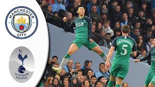 مباشر مشاهدة مباراة مانشستر سيتي وتوتنهام بث مباشر محرز 20-04-2019 الدوري الانجليزي الممتاز يوتيوب بدون تقطيع