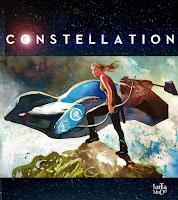 Un nouveau projet pour Vincent Pompetti anciens astronautes constellation roman graphique campagne financement ulule crowdfunding art book histoire dossier 100 92 80 pages bdocube