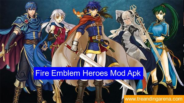 Fire Emblem Heroes Mod Pro Crack Hack Apk
