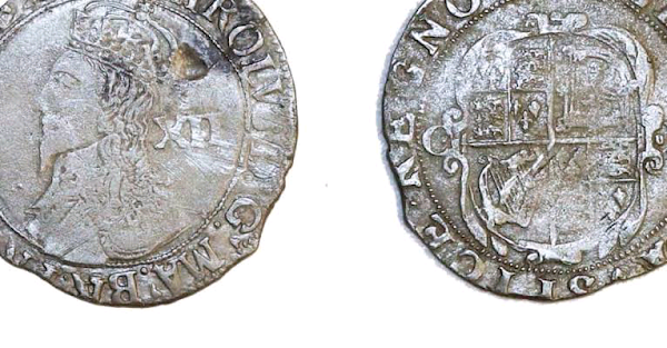 400-year-old English coin found by archaeologists in Maryland|interesting news|
