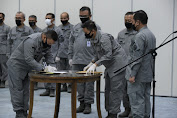Kombes Polisi Iman Wahyudi Jabat Kepala Unit Penindakan Hukum Bakamla RI