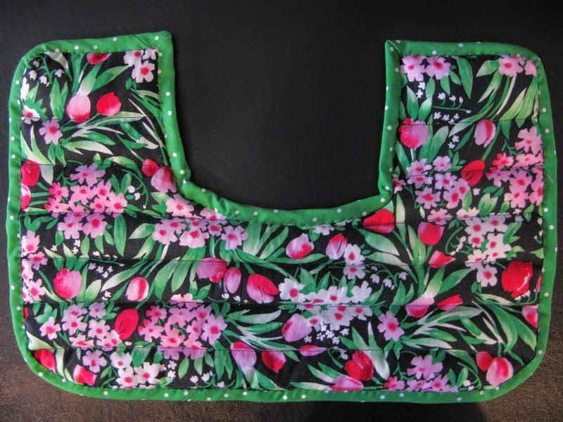 Shoulder Rice Bag Pattern 85