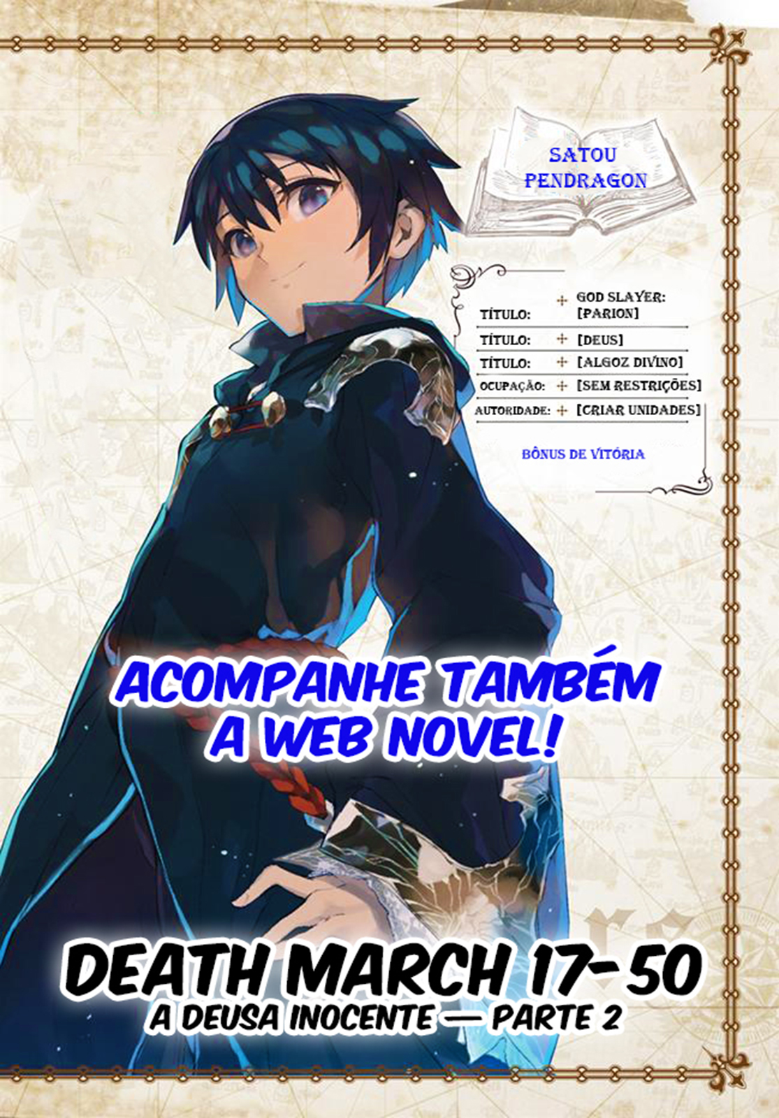 Death March Kara Hajimaru Isekai Kyousoukyoku / Death March To The Parallel World Rhapsody Mangá Online Capítulo 67