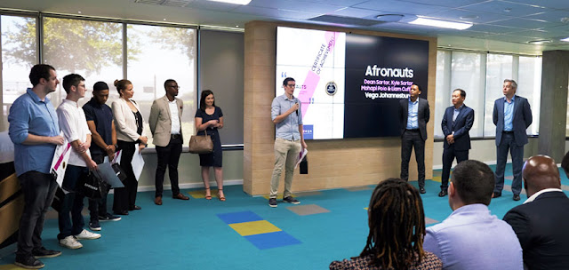 South African Students Go Global with @SamsungSA and @VegaSchool