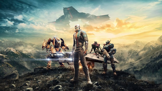 Disintegration Video Game Wallpaper