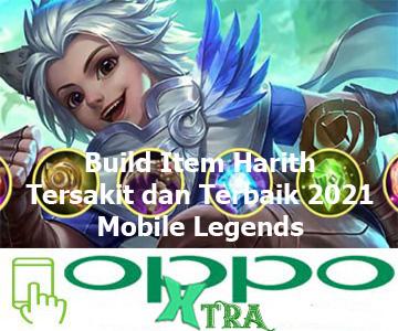 Build Item Harith Tersakit dan Terbaik 2021 Mobile Legends