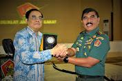 Pembekalan tentang Pancasila kepada Perwira Siswa Diklapa II Kecabangan TNI AD TA 2019.