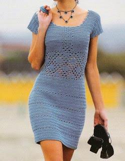 opis i szablon tej sukienki