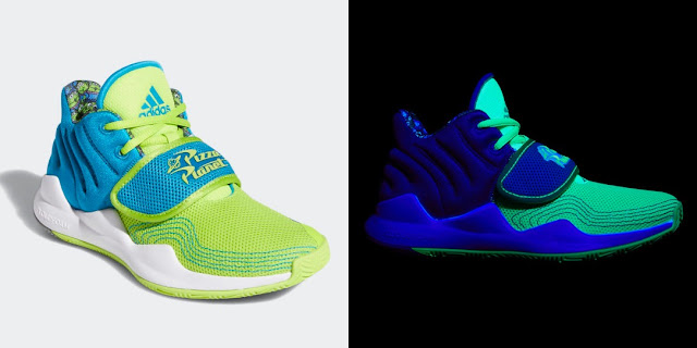 Adidas Toy Story Deep Threat Kid's Sneakers