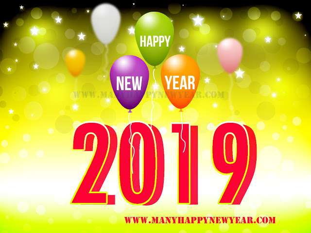 Happy New Year 2019 HD Images