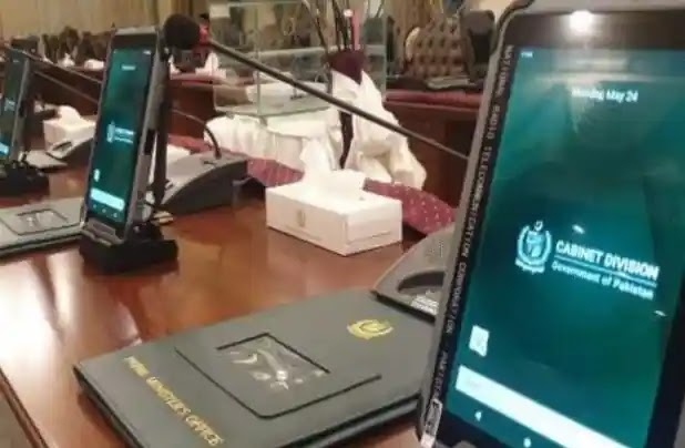 Federal Cabinet Holds Digital Meeting For the First Time