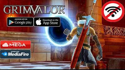 تحميل أفضل لعبة أكشن و مغامرات جديدة Grimvalor ( بدون أنترنت ) للأندرويد 2020