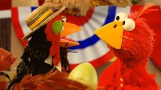 Sesame Street Elmo The Musical Bird the Musical