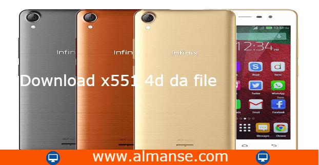 Download x551 4d da file