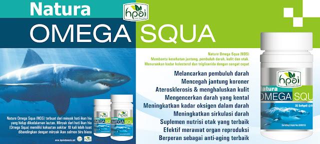 Omega 3 Natura Omega Squa HPAI Surabaya | 085755201000 |  jual omega 3 NOS Surabaya | jual omega 3 di Surabaya