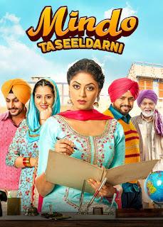 Mindo Taseeldarni 2019 Punjabi 720p WEBRip