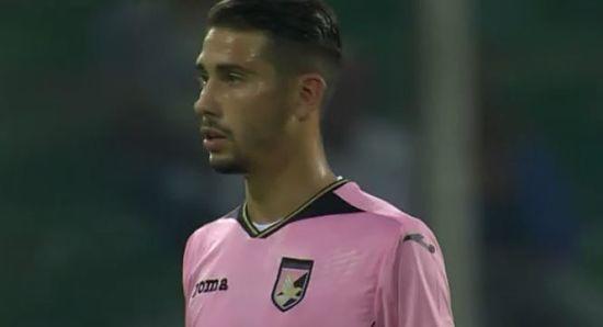 fantacalcio: PALERMO JUVENTUS l 0-1 gol di DANI ALVES o autogol di GOLDANIGA?