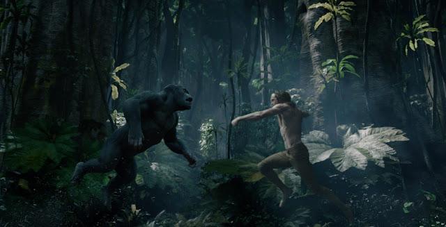 A Lenda de Tarzan | Alexander Skarsgård e Margot Robbie em trailer e imagens inéditas
