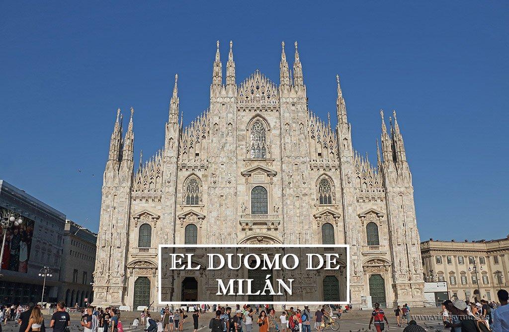 Visita al Duomo de Milán y a sus terrazas