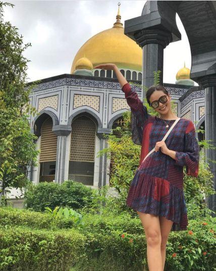 Maxine Medina Went Around Southeast Asia To Unwind. WATCH HERE!