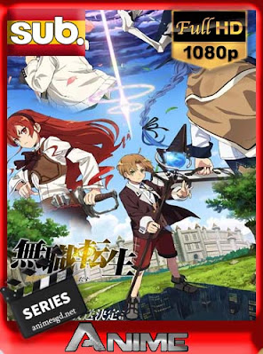 Mushoku Tensei (2021) Temporada 1 subtitulada HD [1080P] [GoogleDrive] DizonHD