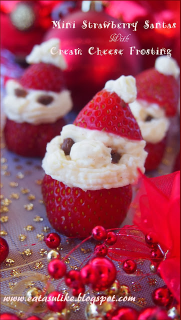 http://eatasulike.blogspot.com.au/2013/12/strawberry-santas-with-cream-cheese_22.html