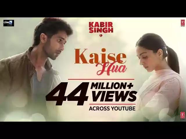 Kaise hua lyrics - Kabir Singh