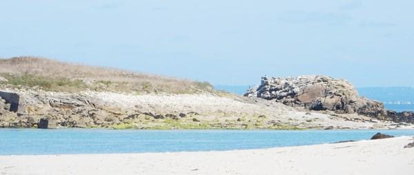 Une journée sur l'île Saint Nicolas archipel des Glénan