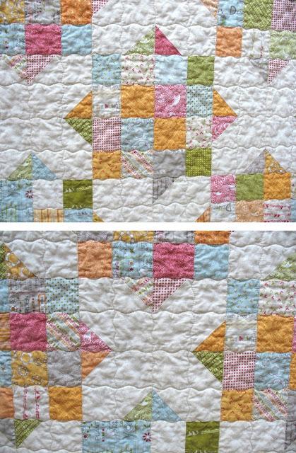 Noteworthy Crossroads quilt blocks from Ye Olde Sweatshop