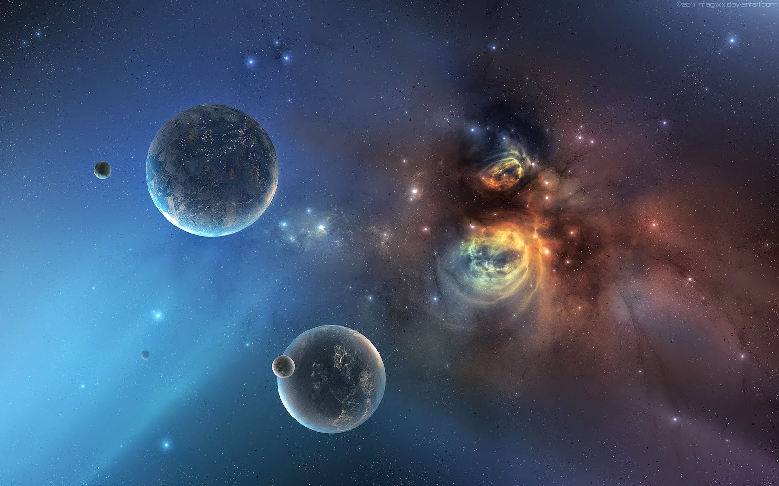 galaxies in the universe amazing - photo #20