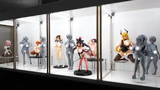 Native, Cleyera Doll, Hobby Stock, Pink Cat, Frog, BINDing, Magic Bullet(s), Second Axe, Rocket Boy, Q-six+18