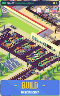 Descargar Car Industry Tycoon MOD APK Dinero ilimitado Gratis para Android 3
