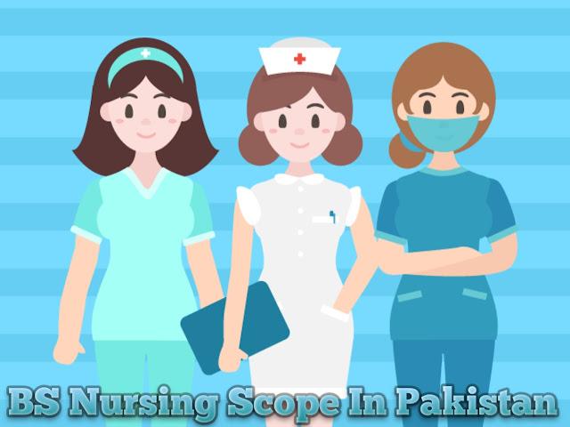 BS Nursing Scope In Pakistan