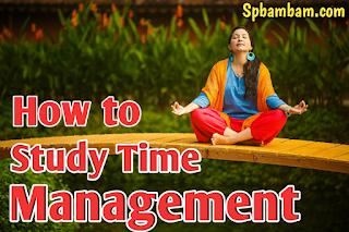 Time table kaise banaye , study best time, padhne ka sahi samay