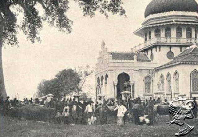 Sejarah Kerajaan Aceh: Ali Mughayat Syah