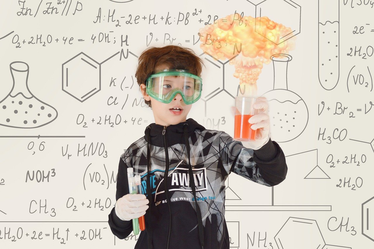 kids science experiments