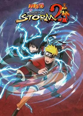 Capa do Naruto Shippuden: Ultimate Ninja Storm 2