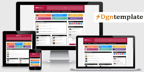 Best Result Responsive Blogger Template | high quality themes