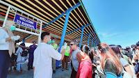 Tindaklanjuti SE Gubernur, Pelabuhan Bangsal Intensifkan Pemeriksaan Kesehatan