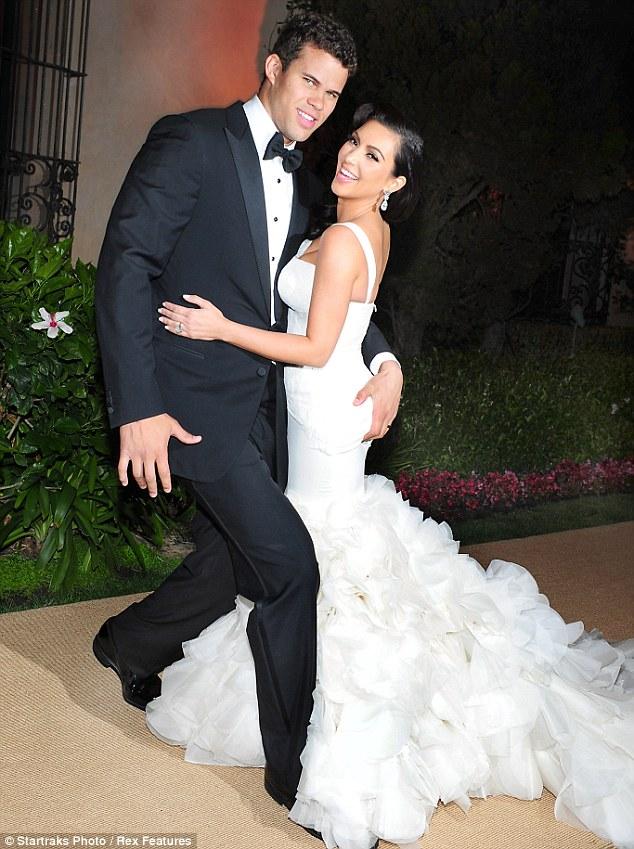 Hello Celebrity Costume Change Newlywed Kim Kardashian