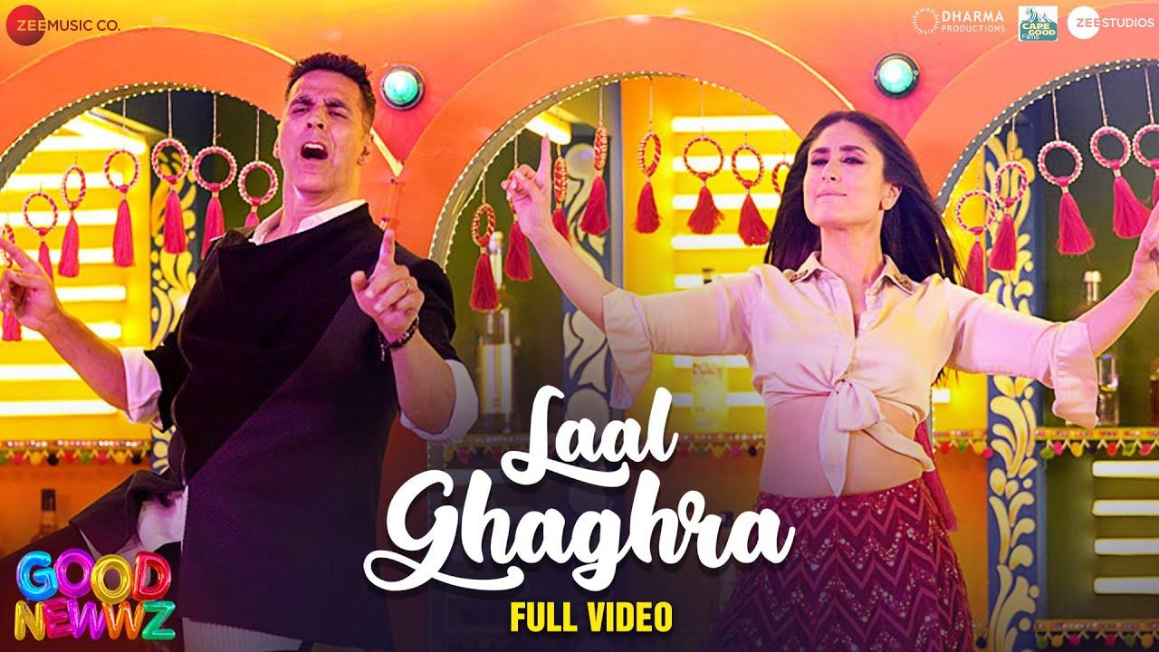 Laal Ghaghra Lyrics Good Newwz | Manj Musik X Herbie Sahara X Neha Kakkar