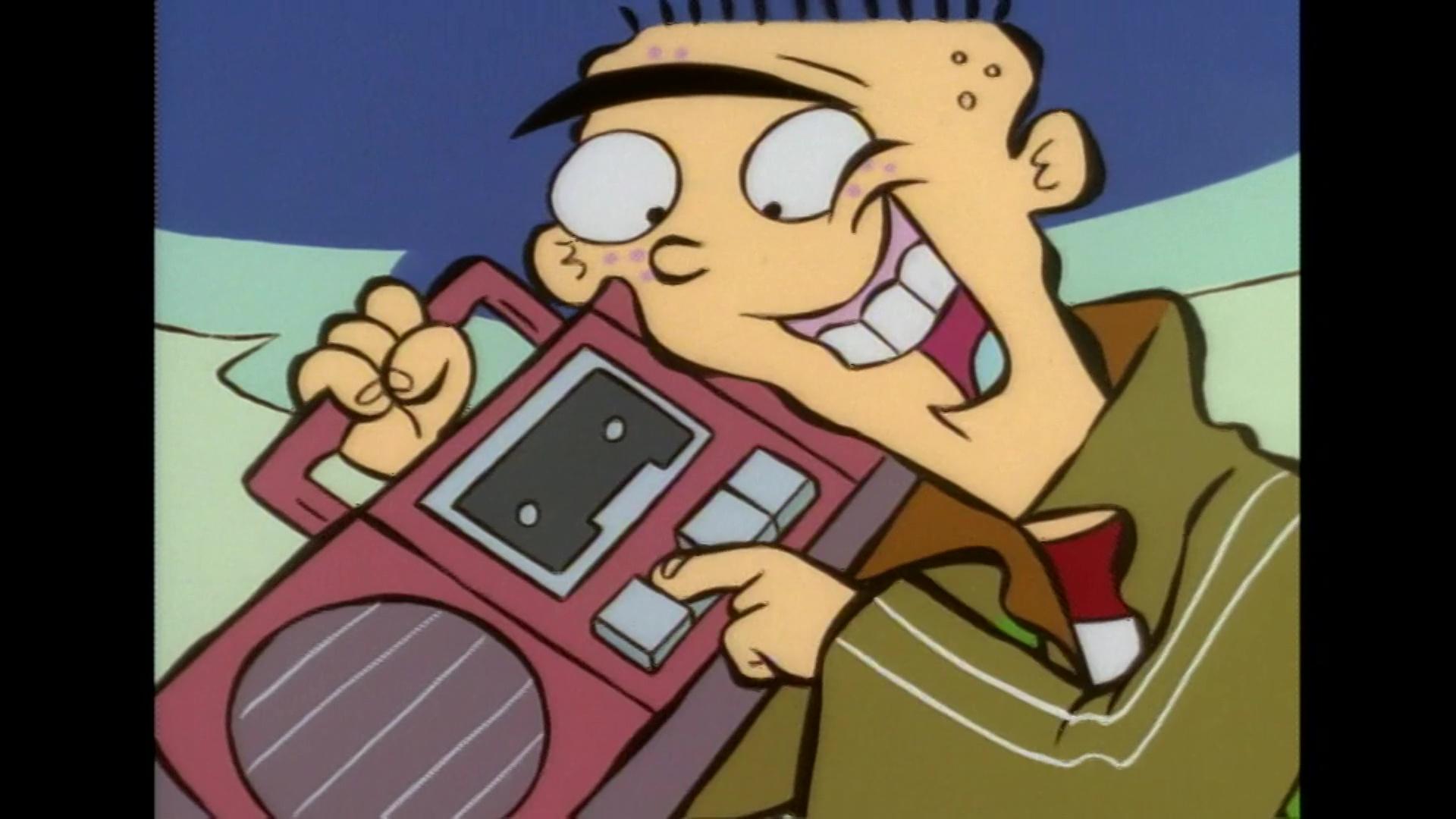 Ed Edd y Eddy (1997) Temporada 2 1080p WEB-DL Latino