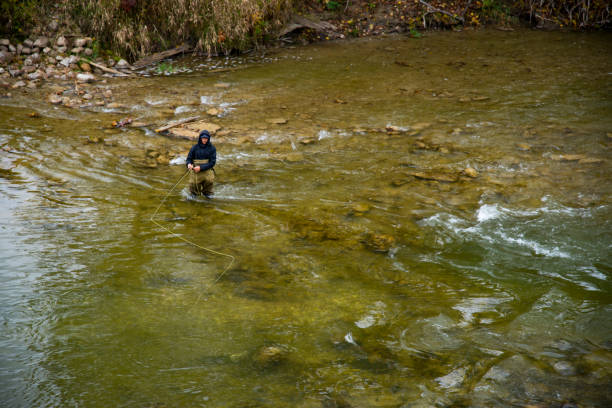Salmon Fishing Tips – And Top Tricks