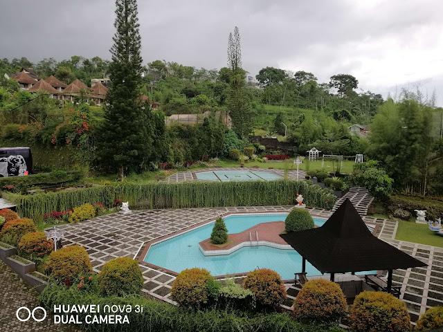 Queen garden hotel baturaden